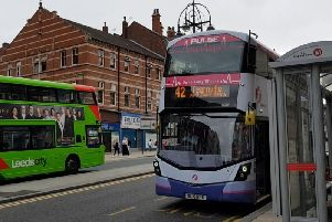 Residents across the city are dependent on buses.