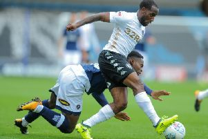 Vurnon Anita's contract at Leeds United has been terminated