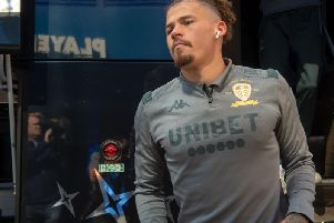 Leeds United midfielder Kalvin Phillips is expected to sign a new contract early this week