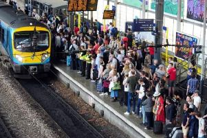 There was chaos on the railways across the North caused by the botched introduction of a new timetable last year.