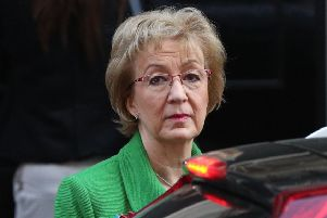 Business secretary Andrea Leadsom has called for the watchdog to intervene. Photo: Jonathan Brady/PA Wire