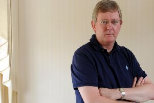 Jonathan Caine from Leeds, who has been a SPAD for six different secretaries of state and was elevated to the House of Lords in 2016, but has only now been able to take up his seat after stopping governmental work. Picture: Tony Johnson