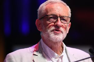 File photo dated June 22, 2019 of Labour leader Jeremy Corbyn who has called for economic reform to tackle wealth inequalities between different parts of the UK. Photo: Victoria Jones/PA Wire