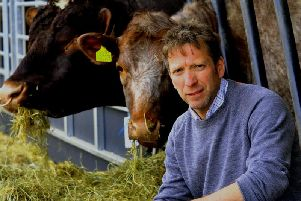 Yorkshire vet Julian Norton writes for The Yorkshire Post every Saturday. Picture by Gary Longbottom.