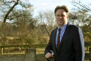 York outer MP Julian Sturdy has been making the case for GCSE courses in Agriculture.