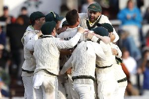Australia won the Ashes but who's in Goughie's XI?