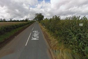 A motorcyclist has died in a crash on Kirkby Road. Photo: Google.