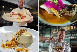 These are the 12 Michelin Guide approved restaurants in Leeds and the surrounding area