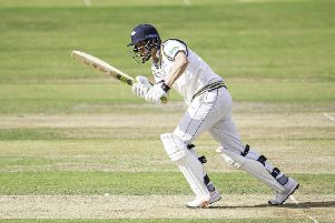 Ready to step up: Yorkshire's Tom Kohler-Cadmore.