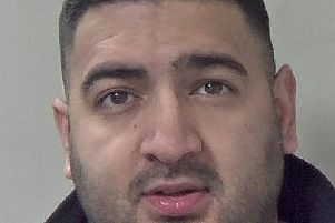 Faisal Khan, who was stopped by police at the Folkestone terminal at the Channel Tunnel in January.