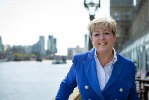 Thurrock MP Jackie Doyle-Price. Pic: Nikki Powell WWW.NK-PHOTOGRAPHY
