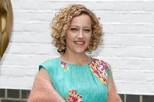 Channel 4's Cathy Newman. Picture: Getty Images.