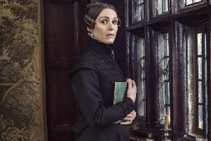 Suranne Jones as Anne Lister in Gentleman Jack. Picture: BBC/Lookout Point/HBO/Jay Brooks