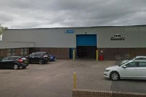 Ewen Engineering in Tinsley. Pic: Google.