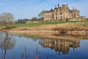 A Rural Tourism Conference will be held by The Tourism Society at Ripley Castle (pictured) this week. Picture by Gerard Binks.