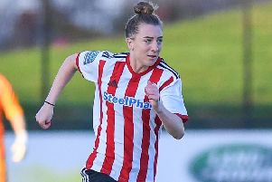 Jade Pennock of Sheffield United Women's team (Picture: Harry Marshall/Sportimage)