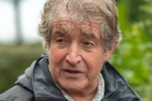 Tony Juniper, chairman of Natural England, spoke to The Yorkshire Post during his visit to Paul Tompkins' South Acre Farm near York this week. Picture by Bruce Rollinson.
