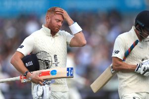 Short-form runs can win me my Test place back – Bairstow