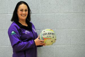 Helen Mackenzie, who was diagnosed with breast cancer ten yearsago, has been named as one of 50 movers who inspire others to have a go at sport