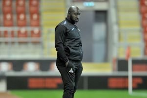 Doncaster Rovers' manager Darren Moore.  Picture: Tony Johnson