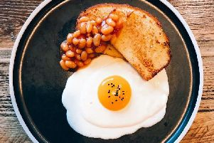 The clever fry up that is not all that it seems
