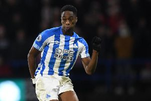 Terence Kongolo. PIC: Gareth Copley/Getty Images.
