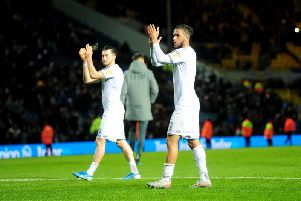 Leeds United beat QPR at the weekend