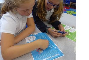 Primary school children in Yorkshire get lessons in what it really means to have dementia