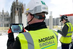 Morgan Sindall has been boosted by a strong performance at its Yorkshire operations