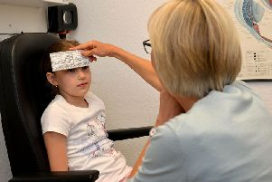 Eye tests can prevent common sight problems