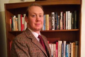 Supply teacher Thom Kirkwood will stand for Labour in Richmond. Photo: Thom Kirkwood