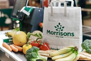 Morrisons has introduced the option of using large reusable 20p paper carrier bags in all of its stores