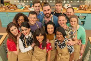 Great British Bake Off 2019 contestants. Credit: Love Productions.