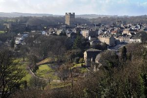 A general view of the town of Richmond. Credit: Gerard Binks