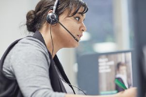 The Leeds-based contact centre takes calls from vulnerable children