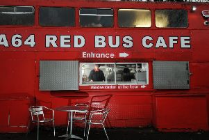 The Red Bus Cafe