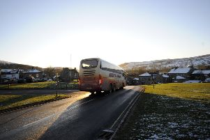 Rural bus services in Yorkshire can often be patchy. Picture by Simon Hulme