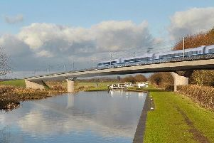 Investors have reiterated the business case for HS2.