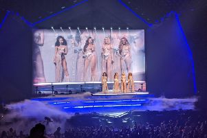 Little Mix at First Direct Arena, Leeds. Picture: Jenessa Williams