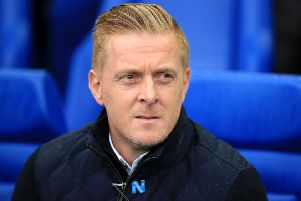 Sheffield Wednesday manager Garry Monk.