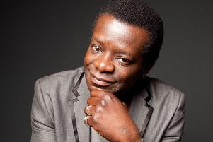 Stand-up guy: Stephen K Amos will be at Leeds City Varieties with his show Everyman in the New Year.