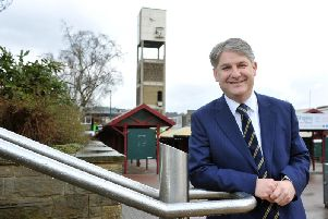 Philip Davies, Tory candidate for Shipley