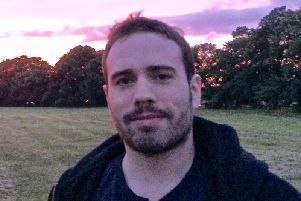 Christopher Laskaris, 24, was stabbed to death in his flat in the Hyde Park area of Leeds in November 2016.