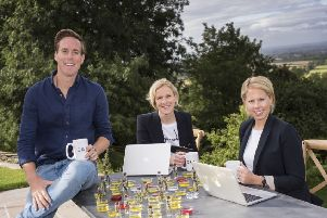 The company was co-founded by siblings Jennifer Wood, Eleanor Wade and Thomas Kerfoot.