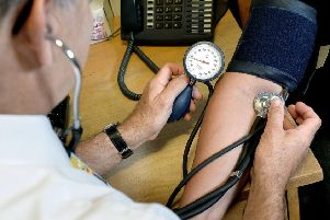 A reader says that a GP home visit saved her life.