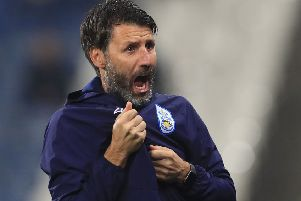 Huddersfield Town manager Danny Cowley (Picture: PA)