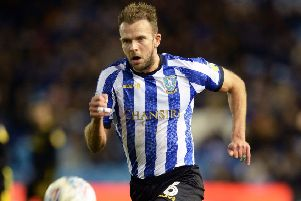 Back in the frame: Owls striker Jordan Rhodes. Picture: Steve Ellis