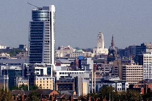 The demand for residential space is soaring in Leeds.