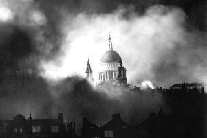 Austerity should be set in the context of the Blitz, says Dr Sheila Hopkinson.