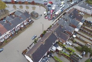 A month on since South Yorkshire was hit by its most devastating floods in over a decade, affected communities are still coming to terms with what happened with latest figures revealing more than 1000 homes were damaged by the unprecedented levels of rainfall many of which are still uninhabitable today.